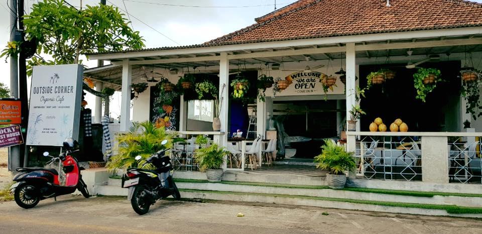 Build In Bali   Outside Corner Organic Cafe - Bali Legals Services